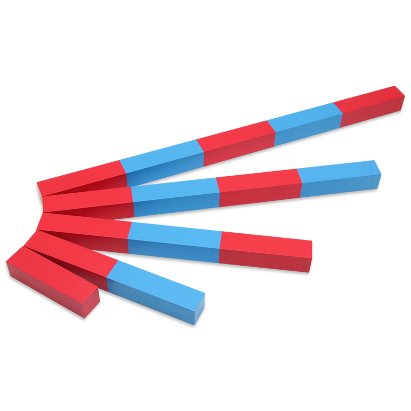 Little Red Blue Stick