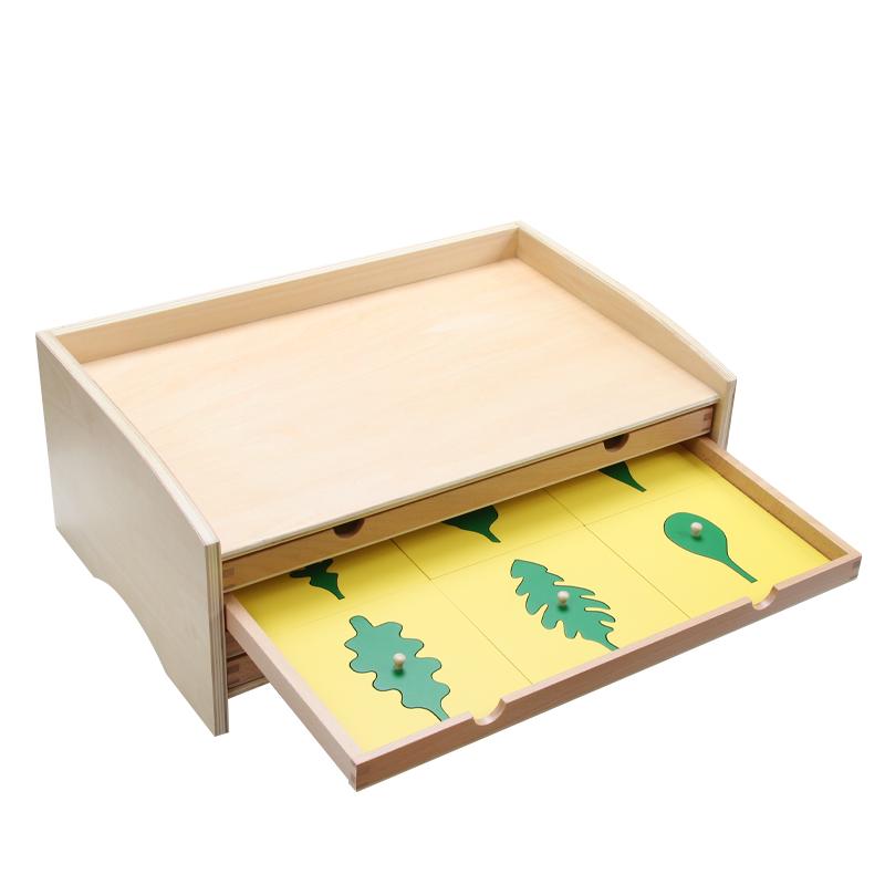 Four leaf cabinet